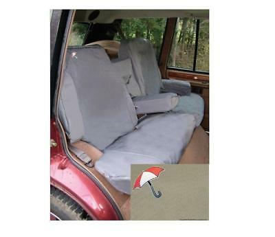 LAND ROVER RANGE ROVER CLASSIC 87-94 FRONT SEAT WATERPROOF SEAT COVERS SET SAND