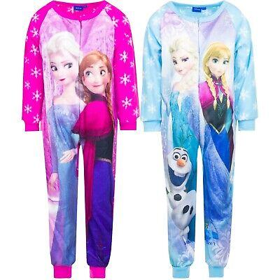 Official Disney Frozen All in One Onesie in Kids Sizes