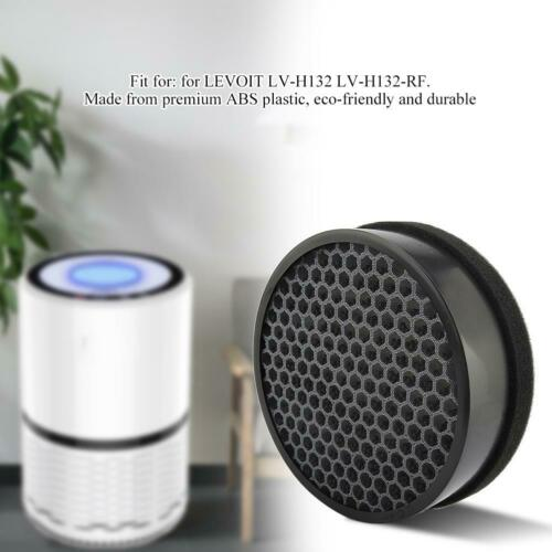 2Pcs Air Purifier Replacement Filter for LEVOIT H132 H132-RF HEPA Filter