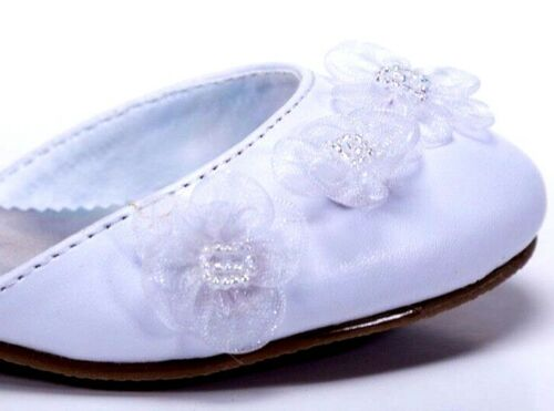 Girls Toddler /& Youth mary jane first communion formal shoes