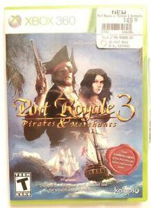 Port Royale 3: Pirates & Merchants *Complete* (Microsoft ...