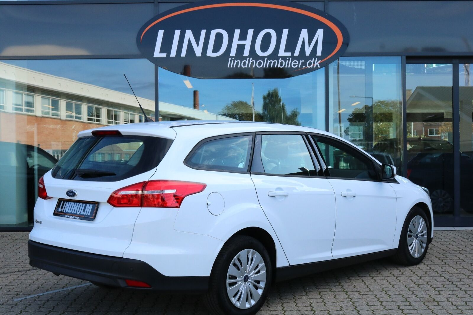 Ford Focus TDCi 95 Business stc.