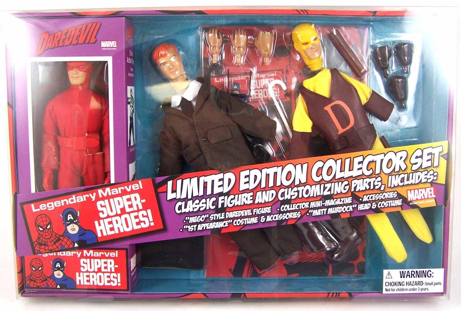 Diamond Comic Retro Deluxe Deluxe Deluxe Daredevil Set 1 9 scale DC-162460 f02e54
