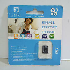VINCI MICRO SD CARD FOR VINCI TABLET THE CAPABLE LEVEL3 (S700)