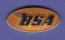 BSA MOTORCYCLE HAT PIN LAPEL PIN TIE TAC ENAMEL BADGE #2029