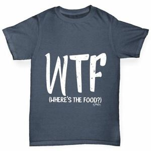 Twisted-Envy-WTF-ou-est-la-nourriture-du-Garcon-Drole-T-Shirt