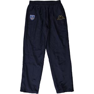 Portsmouth FC Mens Size XXL Navy Kappa Colab Joggers