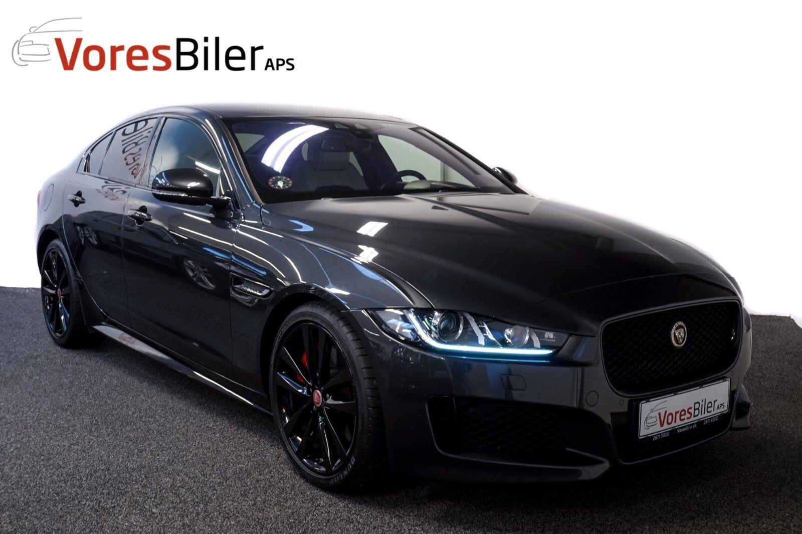 Jaguar XE 3,0 P340 S aut. 4d - 649.900 kr.