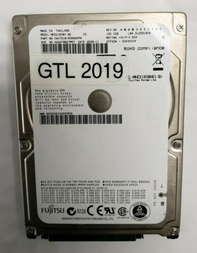 Golden Tee LIVE Arcade Replacement Hard Drive With 2019 courses