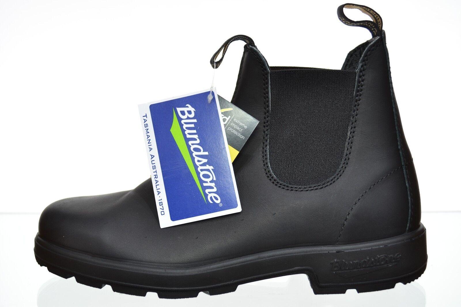 blundstone 510 Stiefeletten AUSTRALIER schwarz premium Leder schwarz Farbe