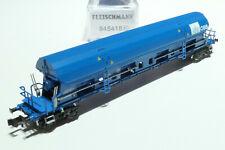 Fleischmann N ÖBB 4achs Getreidewagen blau 845418 NEU OVP
