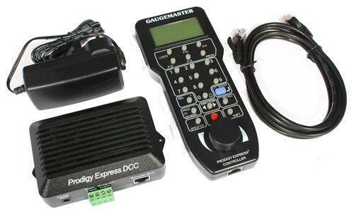 Gaugemaster  - DCC01 - Prodigy Express DCC Controller  ordina ora i prezzi più bassi