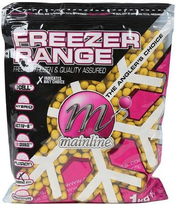 MAINLINE ESSENTIAL CELL FROZEN BOILIES