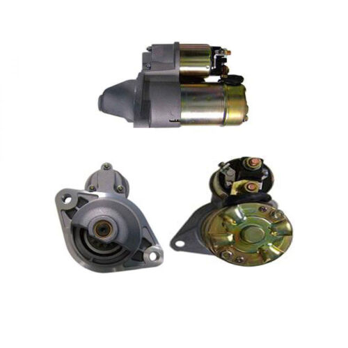 17825UK Fits VAUXHALL Astravan G 1.7DTi Starter Motor 2000-On