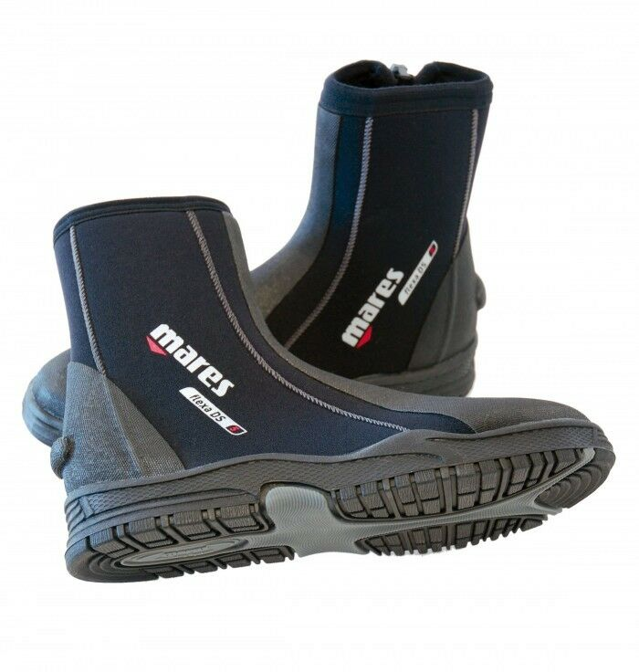 Mares Flexa Stiefel 5 mm Taucherfüßlinge Gr. 36-46 Diving Stiefel
