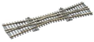 Peco SL-80 Single Slip 12deg angle code 100 rail OO Gauge