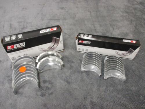 Chrysler//Dodge//Jeep 3.7L KING Main+Rod Bearing Set//Combo Kit 2002-11 STANDARD