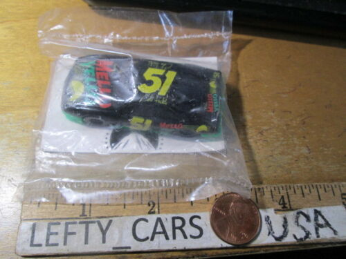 NEW DAYS OF THUNDER RACERS #51 MELLO YELLO COLE TRICKLE Nascar SCALE 1//64