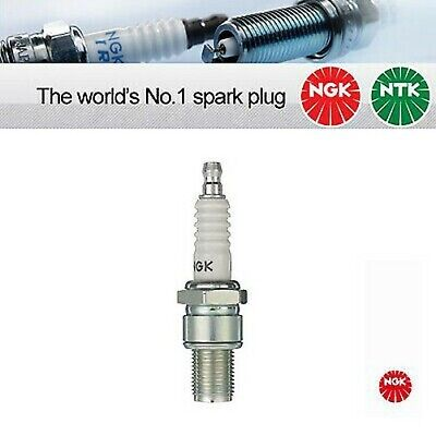 6x NGK RACING SPARK PLUGS Part Number B8EGP Stock No 2046 Genuine SPARKPLUGS