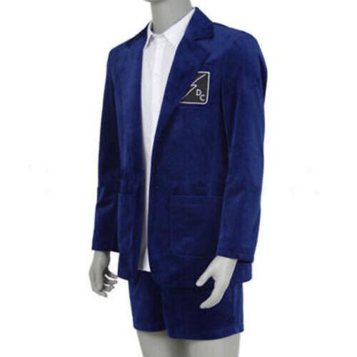 Band AC//DC Angus Young Cosplay Costume School Boy Uniform Men Blazer Suit JJ.01