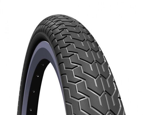 """Mitas Fahrrad Reifen Zirra R V 88 Classic 22 20x2.10/"""" 54-406 schwarz BMX"""