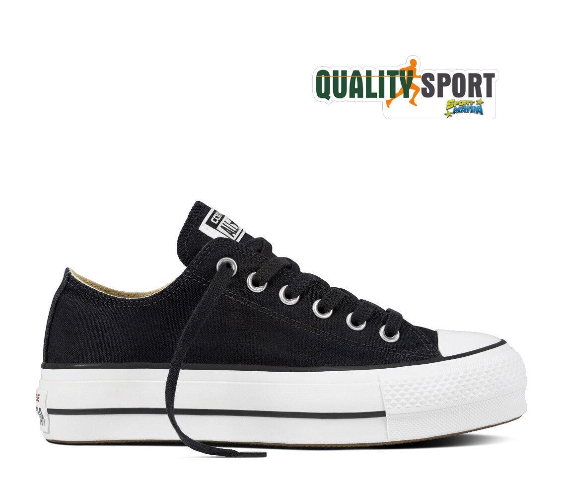 Converse Chuck Taylor negro Para Alta mujer zapatos Sportive zapatillas zapatillas zapatillas 560250C  venta de ofertas