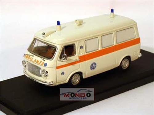 Fiat 238 238 238 Servizi Sanitari 1 43 Rio Rio414103 Model Diecast cb7ea6