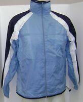 Wilson Mens Classic Training Jacket Blues/white