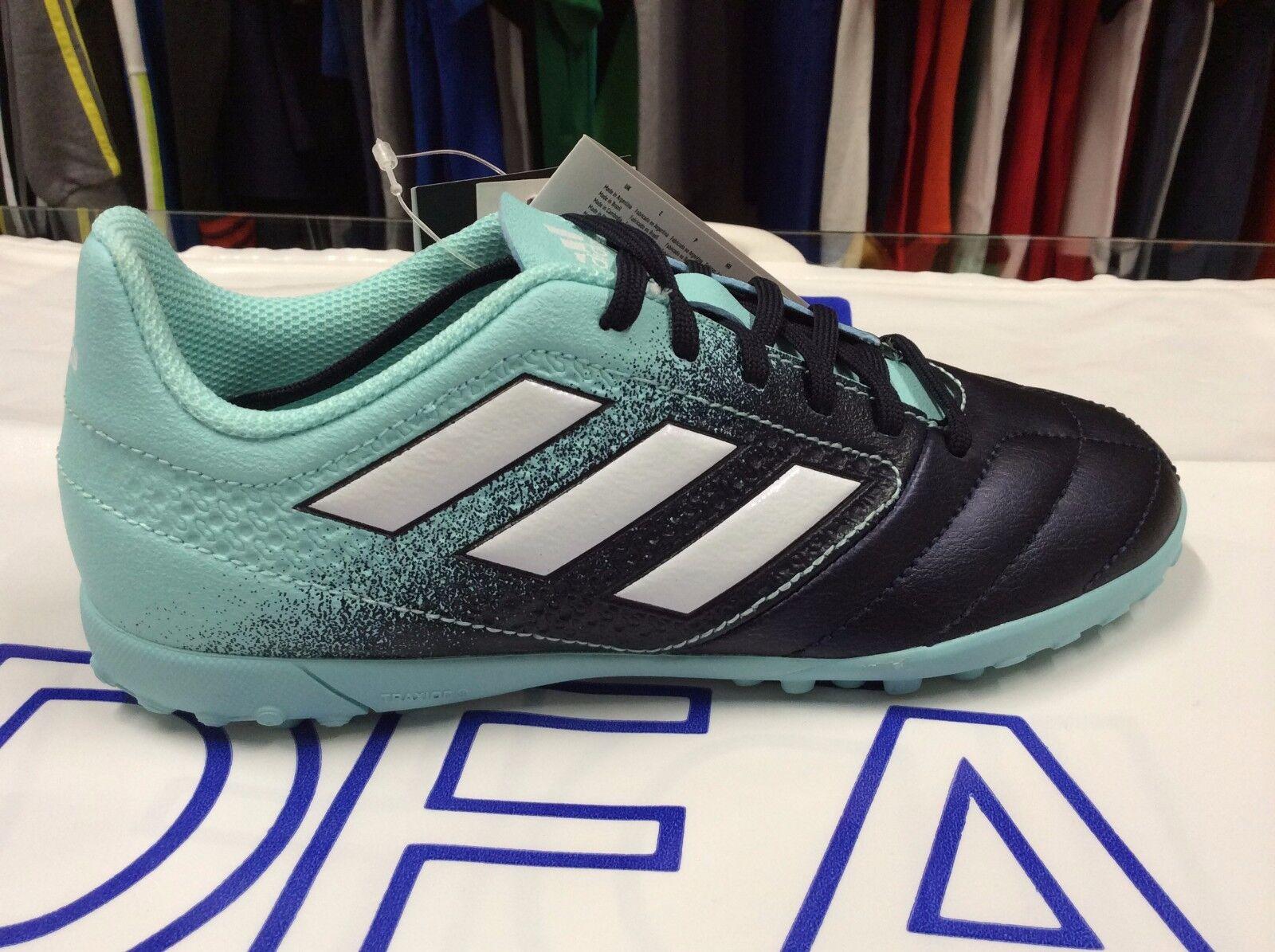 7919cdf05499 adidas Kids Shoes Futsal Outdoor Ace 17.4 TF Boys Football BOOTS ...
