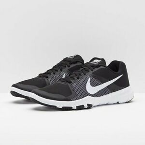 b7f90108260c Nike Men s Flex Control Running Shoes Size 15 NEW 898459-010 Black ...