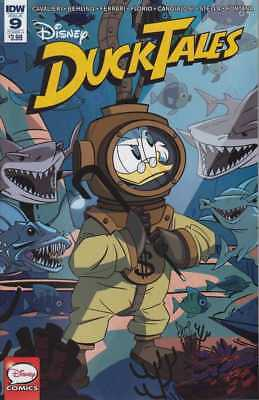 Ducktales #3 Cover B - Ghiglione