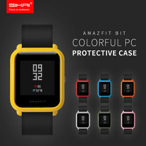 image is loading plastoc protective case for xiaomi huami amazfit bip
