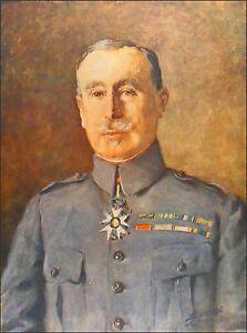 (armistice 11 Novembre) MÉmorial Guerre 14/18: GÉnÉral Nivelle - Planche 1916