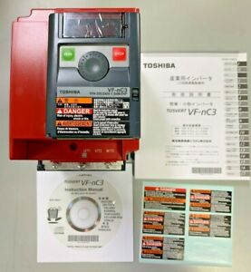 TOSHIBA VFNC3S-2015PL VARIABLE FREQUENCY MOTOR DRIVE/CONTROLLER