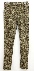 Levis-Neuf-Femmes-720-Taille-Haute-Super-Skinny-Stretch-Guepard-Imprime-Jean