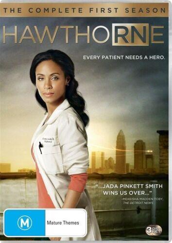 1 of 1 - Hawthorne : Season 1 (DVD, 2010, 3-Disc Set)