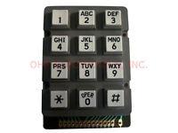 12 Key Dtmf Keypad - Membrane Switch