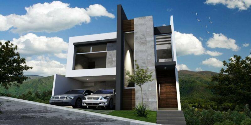 CASA EN CONSTRUCCIÓN EN VENTA EN MONTERRA 301 M2
