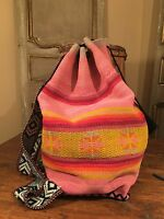 NEW Free People Hobo Large Quilt Backpack Org $198