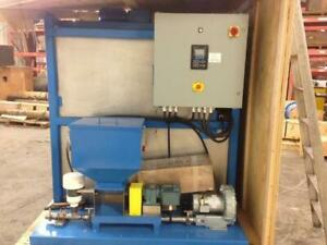CIBA MINI-FAB (2009) FLOCCULANT MIXER / INJECTION WITH JET WET HEAD CYLINDER - New Never Used Canada Preview
