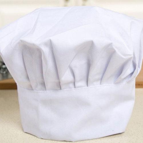 Kochmütze Koch 3 /'/' Für Restaurants Pubs Cafés Einstellbar Hut Soft Polyester