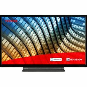 Toshiba 32WK3C63DB 32 Inch TV Smart 720p HD Ready LED Analog & Digital