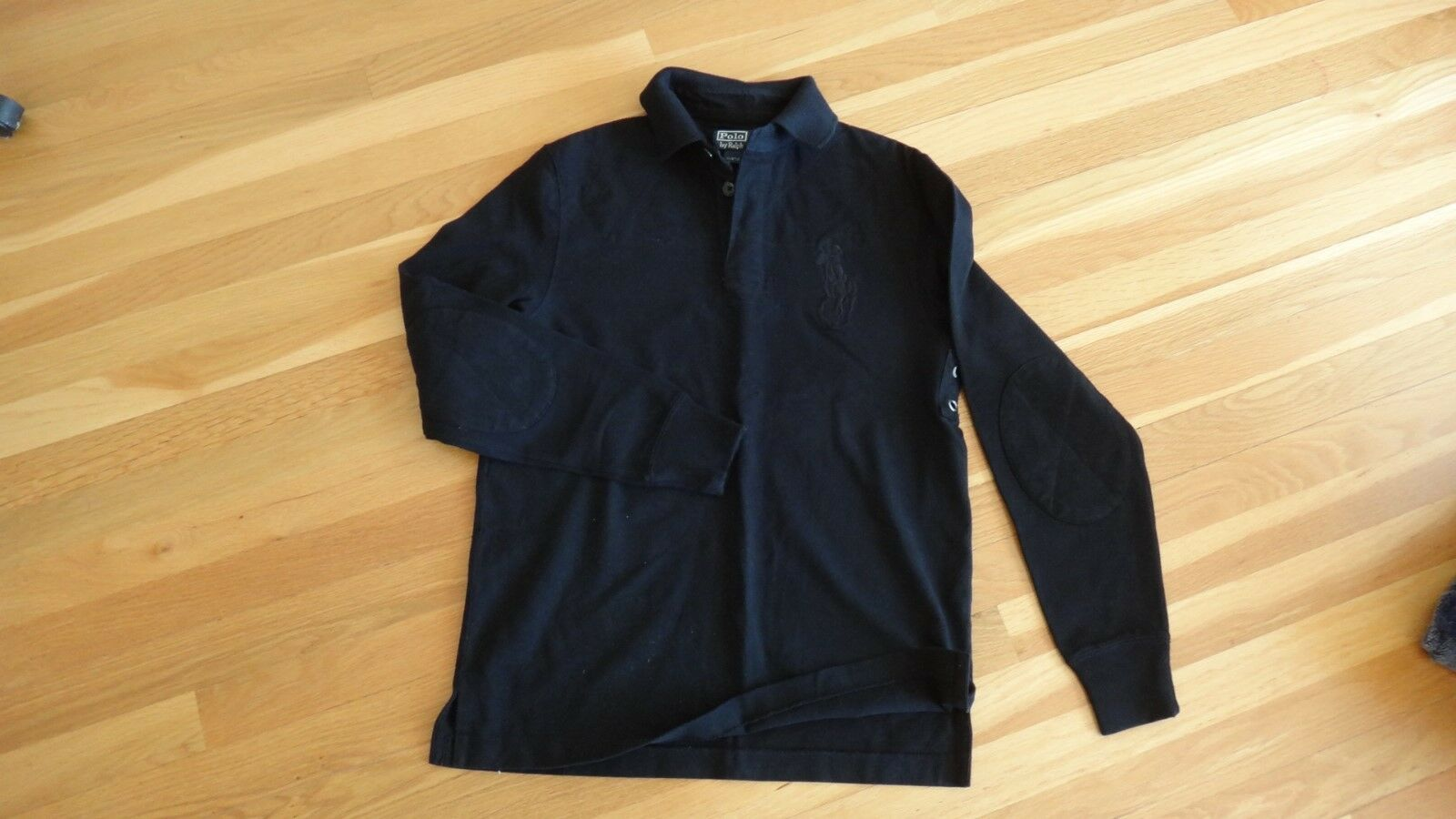 Polo Ralph Lauren Long Sleeves Pullover T-Shirt - Größe S - Brand New