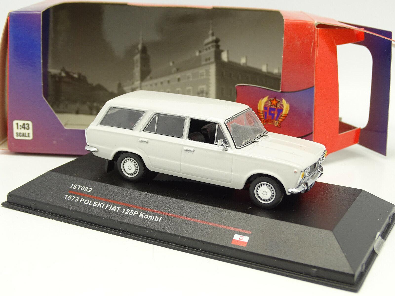 Is 1 43 - Polski Fiat 125 P Estate Combi