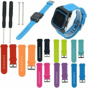 Sports-Silicone-Wrist-Band-Strap-Accessory-Kit-For-Garmin-Forerunner-920XT-Watch