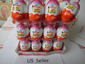 3X-Kinder-Joy-with-Surprise-Eggs-in-Toy-amp-Chocolate-For-girls-US-Seller