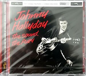 CD-ALBUM-JOHNNY-HALLYDAY-THE-SOUND-THE-FURY-RARE-NEUF-SOUS-BLISTER-2014