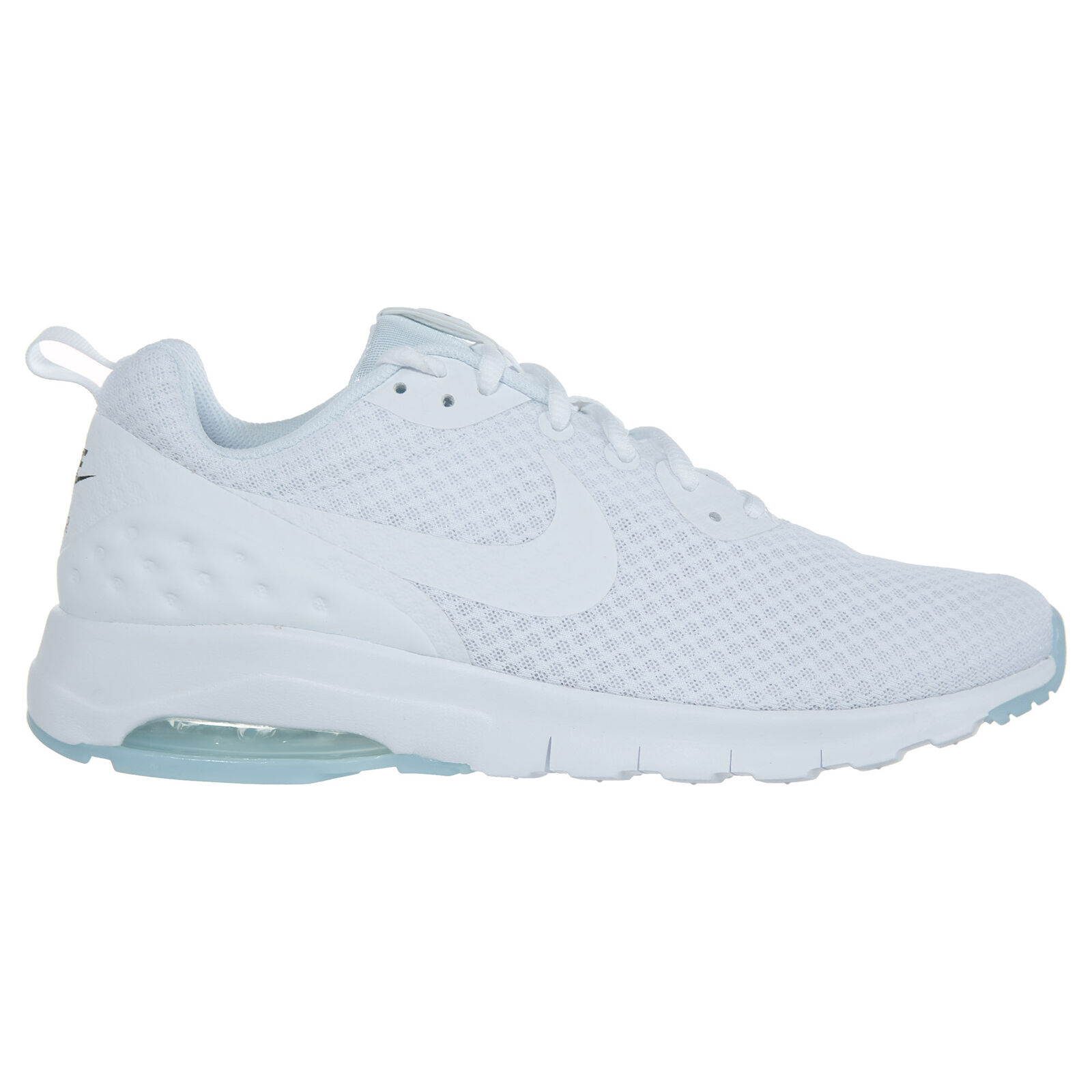 Nike Air Max Motion LW Mens 833260 110 White Mesh Running Shoes Size 7.5