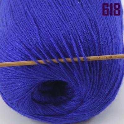 Sale New 1 Ball x 50gr Luxurious Soft Mongolian Pure Cashmere Hand Knit Wool 18