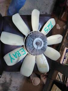 1999-2007-Chevy-Silverado-GMC-Sierra-1500-Fan-Blade-With-Fan-Clutch-Assembly-OEM